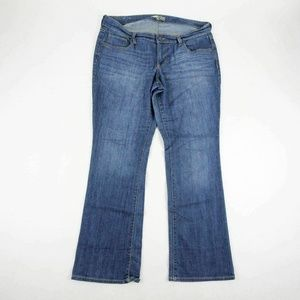 Old Navy Women's Bootcut Jeans Size 12S The Diva